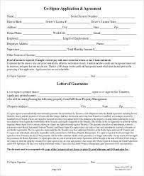 Agreement Letter Sample Elegant Rental Agreement Letter Sample Best ...