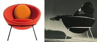 Lina Bo Bardi's Bowl Chair