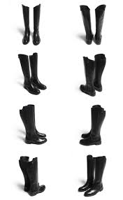 genuine leather leather hand made premium riding boots mens boots