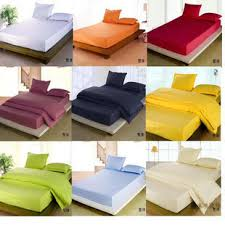 queen size mattress cover. Plain Queen Free Shipping Solid Color Bed Fitted Sheet 200150cmQUEEN SIZE Mattress  Cover With Queen Size Mattress Cover U