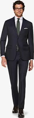 Suit Navy Plain Napoli P5229mi Suitsupply Online Store