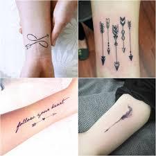 что означает тату стрела значение татуировки с изображением стрелы