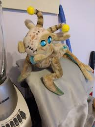 sea emperor size pinkpig studios plushies and art i made the sea emperor leviathan
