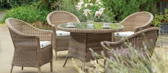 rhs harlow carr 4 seater dining set from the rhs by kettler garden furniture range on