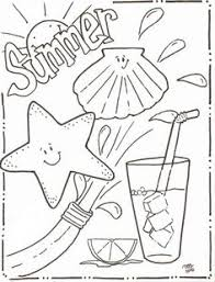 Small Picture Preschool Summer Coloring Pages Bestofcoloringcom