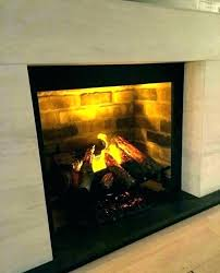 real looking electric fireplaces real flame corner electric fireplaces