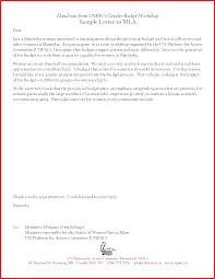 Best Of Mla Format Letter Types Of Letter