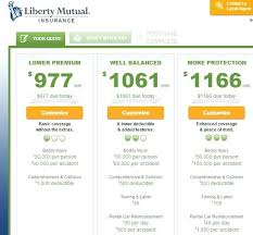 Liberty Mutual Car Insurance Quote Gorgeous Quotes Liberty Mutual Auto Insurance Free Quote