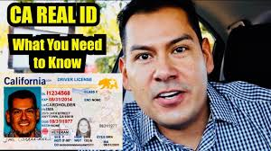 A Youtube To - My Id Experience California Get Real Dmv How