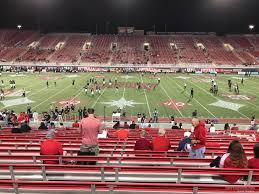 Sam Boyd Stadium Section 128 Rateyourseats Com