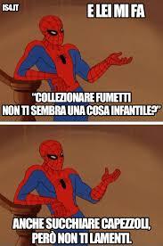 Spider-Man memes | I sarcastici 4 – Sarcasmo – Vignette ... via Relatably.com