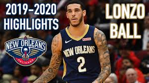 Lonzo Ball 2019-2020 Highlights - YouTube