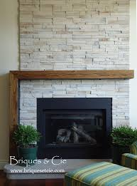 cultured stone fireplace foyer pierre naturelle thin stone veneer revêtement mural