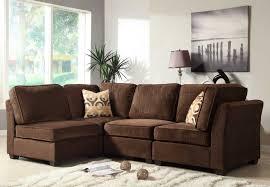 astonishing microfiber modular sectional sofa design ideas