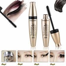 details about waterproof 3d makeup fiber long curling eyelash mascara extension