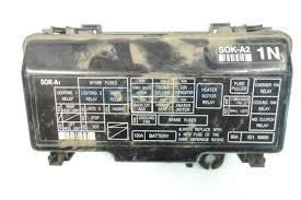 2011 Ford Edge Hazard Lights Fuse Wrg 1907 Acura Tl Fuse Box Diagram