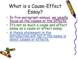 how to write a cause and effect essay effective tips examples step  how to write a cause effect essay ppt video online and step by whatisacause effect