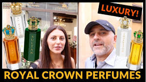 <b>Royal Crown</b> Perfumes Preview With Nicoletta In Rome, Italy ...