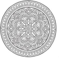 advanced mandala coloring pages printable581753 color print 15 expert level