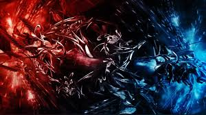 red abstract wallpaper 1920x1080. Unique 1920x1080 Red Blue Abstract Wallpaper With 1920x1080