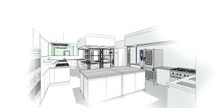 Professional Kitchen Design Extraordinary Commercial Kitchen Design Services Kitchentrends48cf