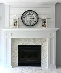 fireplaces makeover painted stone fireplace cast mantels los angeles mantel shelves