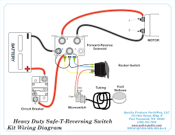 wiring diagrams safe t puller comsafe t puller com heavy duty safe t reversing switch kit wiring diagram