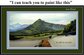 free painting lessons for beginners oils and acrylics