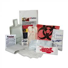 Universal Precautions Compliance Kit