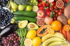 Rainbow Fruits And Vegetables Chart Healthy Runners Diet 6 Rules For A Healthy Eating Plan