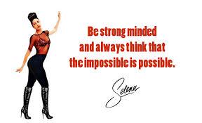 Selena Quintanilla Quotes
