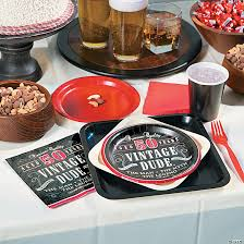 Fun 50th birthday gifts for men. 50th Birthday Party Supplies Oriental Trading Company