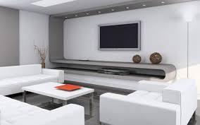 Modern Decor For Living Room High Tech Style Interior Design Ideas