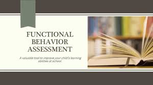 The Value Of Functional Behavioral Assessments - Youtube