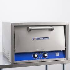 bakers pride p24 single deck countertop electric deck oven u0410405023