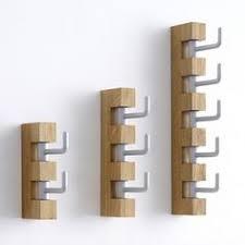 Vertical Wall Coat Rack vertical hook rack Cosmecol 54