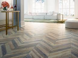 Kitchen Wood Tile Floor Chevron Tile Herringbone Wood Look Tile Floor