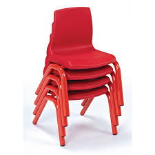 red school chair. Wonderful Red Harlequin Chairs  Pre School Seat Height 200mm Red Inside Chair N