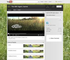 Allegravita March 2012 Youtube Channel Design Changes Are A