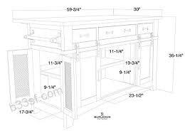 burleson home furnishings anton farmhouse solid wood distressed black sliding barn door kitchen island with storage