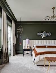 Weitere kreative schlafzimmer ideen zum kaufen und selbermachen entdecken sie in der folgenden galerie! Wandfarbe Grun 35 Ideen Fur Gruntone Wie Olivgrun Pastellgrun Und Co