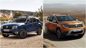 2018 renault duster interiors. exellent duster 2018 dacia duster see the changes sidebyside with renault duster interiors r