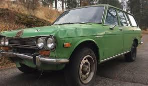 sitting since '84 1972 datsun 510 wagon 240z wiring harness upgrade at Datsun 510 Wiring Harness