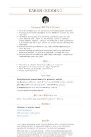 Senior Account Executive Resume Samples Visualcv Resume Samples