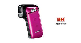 Sanyo <b>Dual Camera</b> Xacti 720p <b>HD</b> VPC-CG10 Camcorder (Pink)