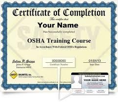 Osha 30 Certification Verification Site About Letter Sample