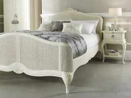 The Image Above Shows A Willis And Gambier Ivory Bed, 1 Drawer Bedside  Chest And Double Wardrobe All Inspired By 18th Century French Bedroom  Furniture ...