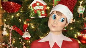 happy holidays d please be sure to share this tutorial with your friends if you also find the elf on the shelf creepy or if you think its adorable or