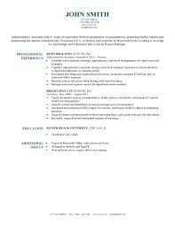 Harvard Resume Template Expert Preferred Resume Templates Resume Genius 1