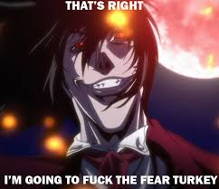 Anyone else here like the Hellsing Ultimate Abridged series ... via Relatably.com